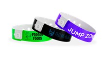 Custom Regular Vinyl Wristbands