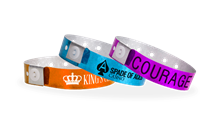 Custom Holographic Bands