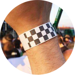 Tyvek® Wristbands