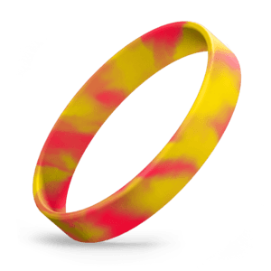 Red / Yellow Swirl