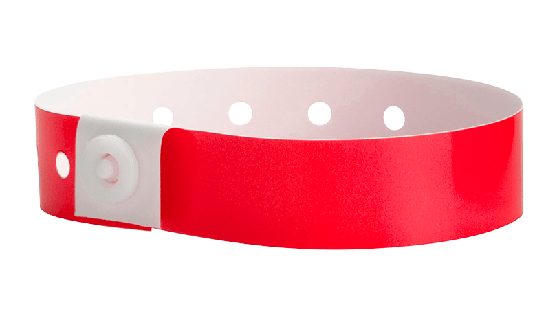 Regular Plastic Wristbands