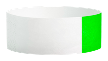 "1"" Barcode-Ready Tyvek® bands"