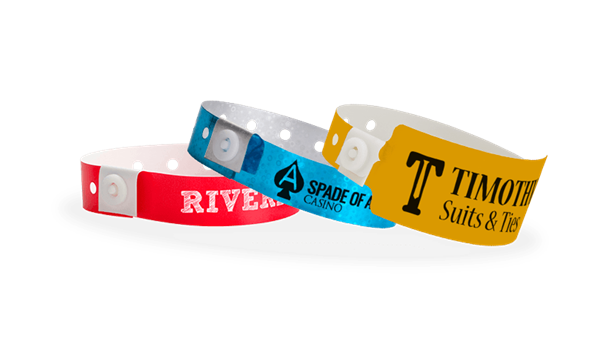 Witty image for printable wristbands for events