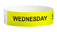 COVID19 - Wednesday (Neon Yellow) thumbnail