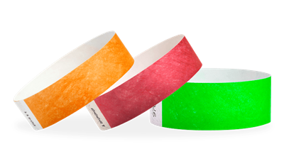 Wristbands Free Shipping Fast Turnaround Low Prices
