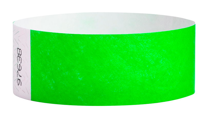 photo relating to Tyvek Wristbands Printable identified as 1 inch Strong Coloured Tyvek Wristbands