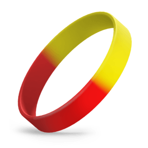 Red / Yellow Segmented