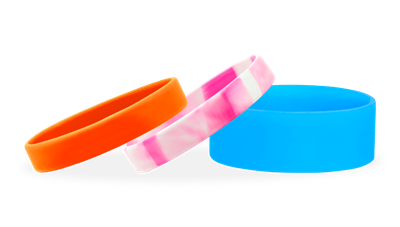 Silicone Wristbands Best Quality Fast Shipping