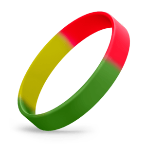 Green / Red / Yellow Segmented