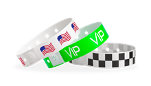 Plastic Design Wristbands