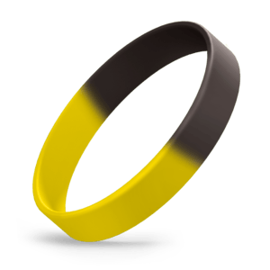 Black / Yellow Segmented